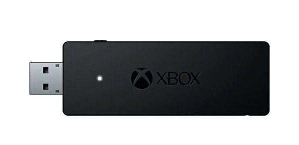 全新Xbox无线适配器,可同时连8个手柄