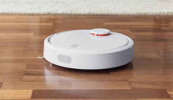 米家扫地机器人销量喜人:突破100万台