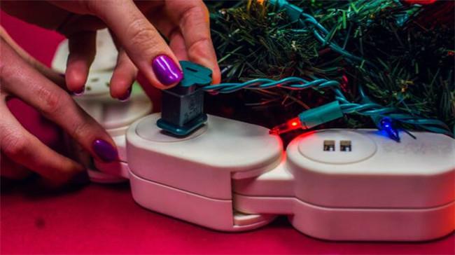家中插座杂乱让人头疼,何不试试这款模块化插座