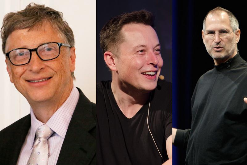 盖茨、乔布斯和马斯克的创新秘诀:举轻若重,举重若轻
