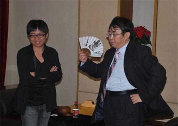 棋圣儿子加入日本队!昨天和父亲各为其主,帮日本对决聂卫平爱徒