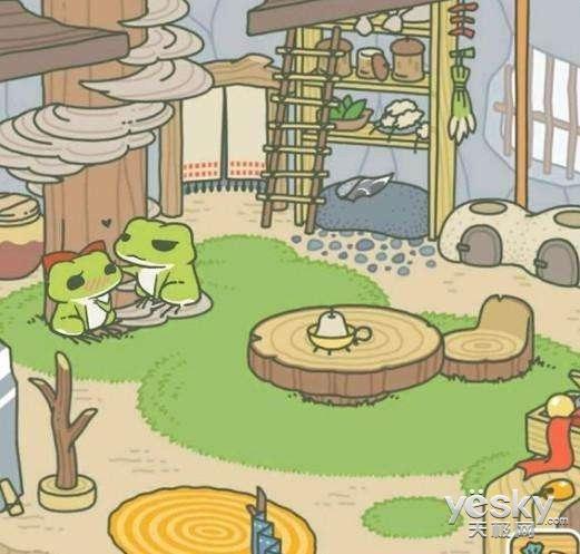 《旅行青蛙》设计师:你们养的不是蛙儿子 而是蛙丈夫