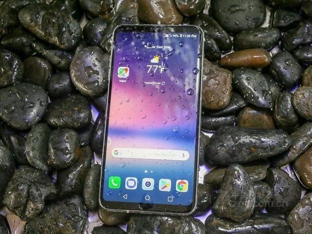 LGV30AI版将于MWC亮相(图为LGV30)-先一起过过眼瘾 手机最大盛...