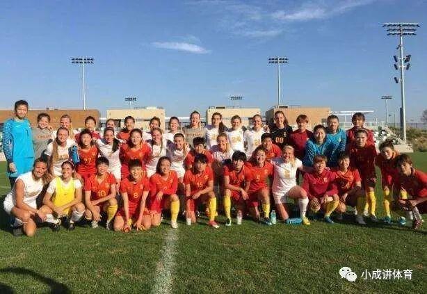 彩票中国女梅西双响炮!女足三球大胜美国大学联赛冠军