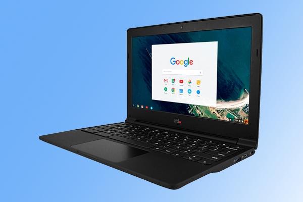 10点触控!CTL新款Chromebook发布:配备2个USB-C