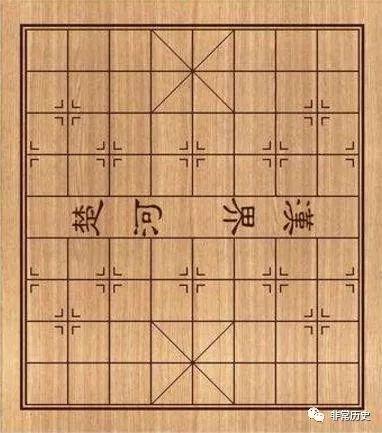 """中国象棋上的""""楚河汉界""""具体指的是什么地方?"""