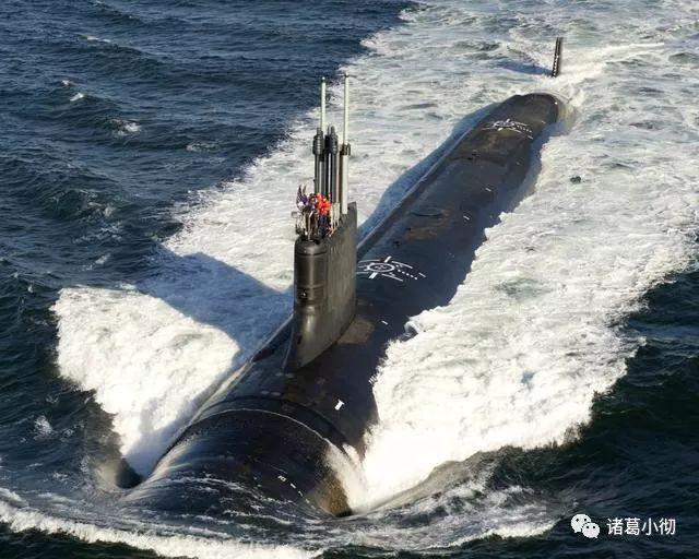 中国核潜艇强势巡航钓鱼岛 日本这次只能望洋兴叹