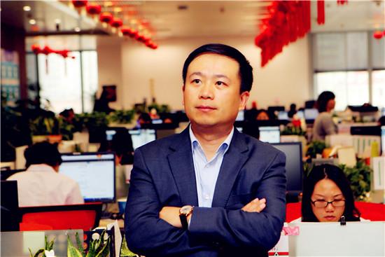 人民日报专访平安好医生董事长王涛:让医疗回归本质
