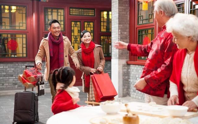 盘点中国各地年货 中国两代人年货选择大碰撞