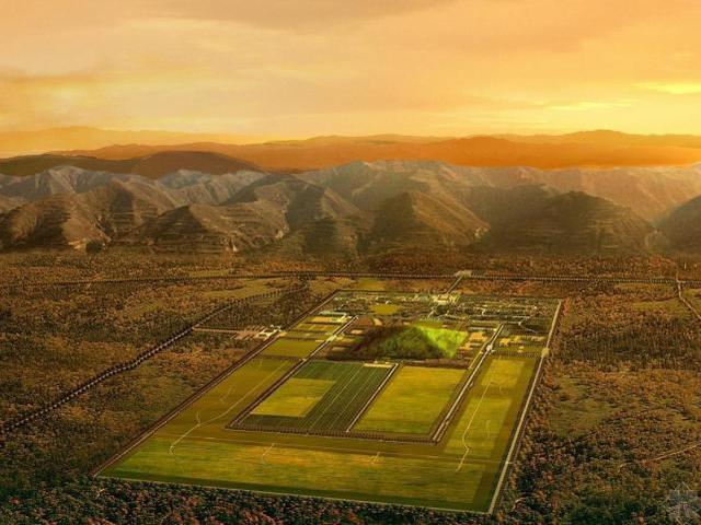 秦始皇祖宗芈月墓葬被发现,内有对讲机和手机电池,专家气疯了