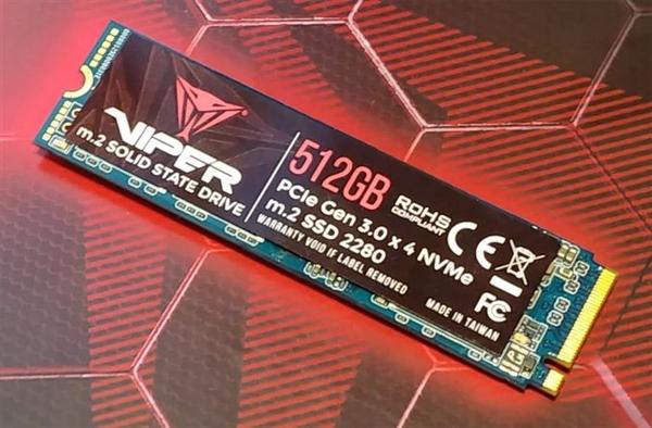 4K随机读写600K!博帝推高端M.2 SSD:连续写入3000MB/s