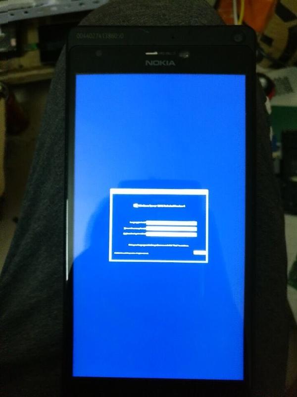 Lumia原型机成功刷入Windows 10 ARM64:可以跑exe