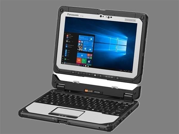 这款笔记本真的很硬 松下推军工级电脑