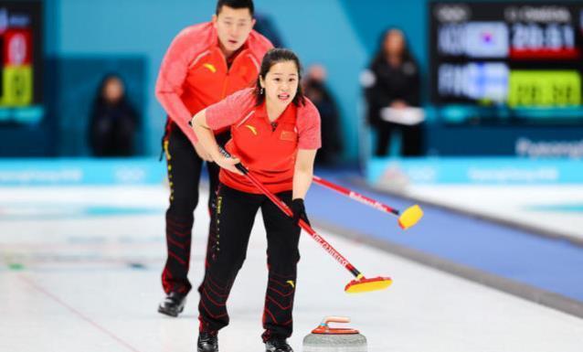 绝命反击!中国冰壶2连胜 末战胜挪威可进4强