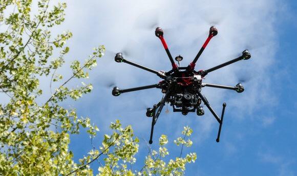 无人机玩出新花样?看其在新用途上有何奇效