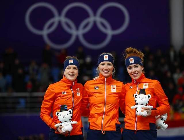 冬奥奖牌榜:荷兰高居第一东道主强势 中国军团出师不利