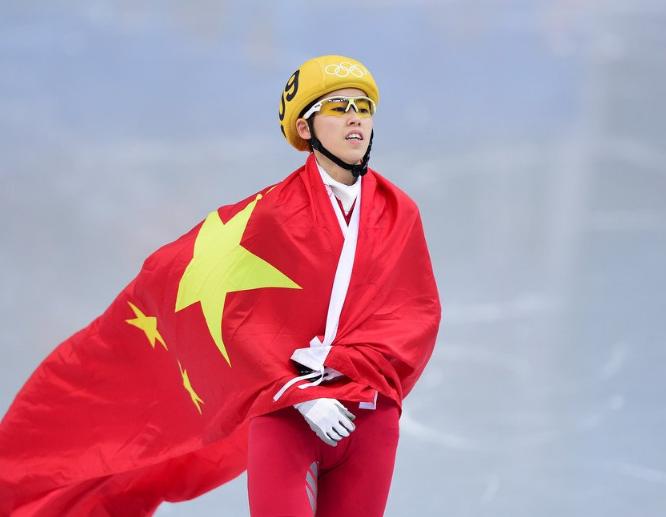 韩媒前瞻速滑500米 一人状态神勇望终结中国统治