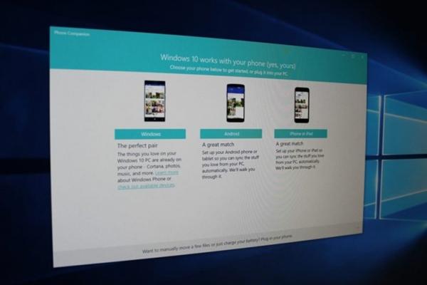 果不其然:微软要弃Win10中Phone Companion功能了