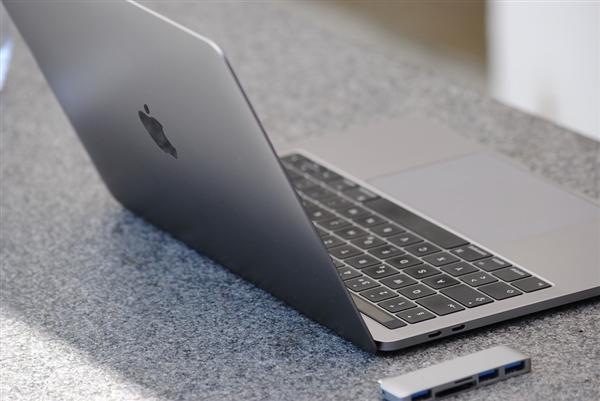 全球笔记本每卖出10台就有1台MacBook:苹果笔记本已超华硕