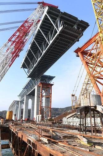 英媒:中国在亚洲百慕大造桥_材料可建8座摩天大楼