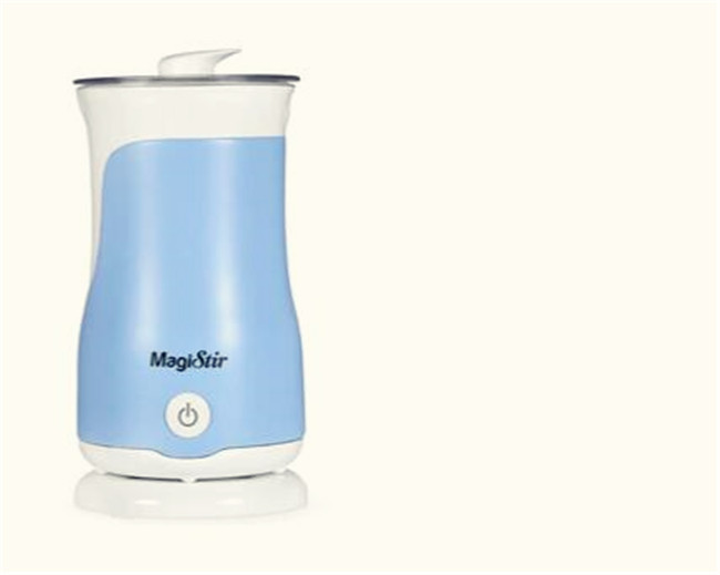 宝贝喝奶不用愁,MagiStir帮你快速冲泡出完美奶粉