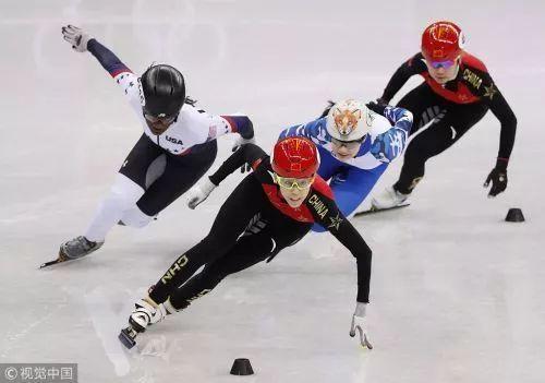 1晚4名中国短道速滑好手被判出局!这就是平昌冬奥