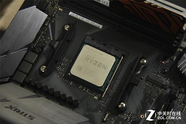 性能碰上信仰 AMD锐龙告诉你APU不发烧