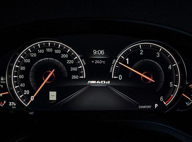 全新宝马X4官图发布 颜值提升/尺寸增加