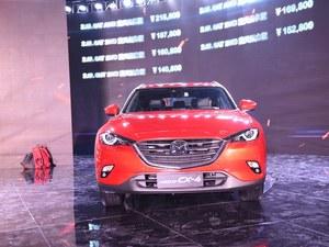 马自达CX-4购车送豪华礼包欢迎进店试驾