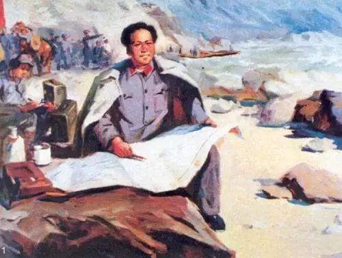 国防部网:马蹄声碎!那一年,毛泽东的年夜饭