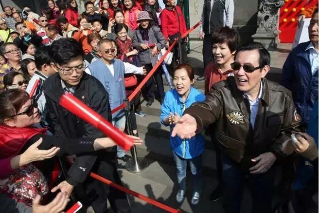 Image result for 馬英九春联