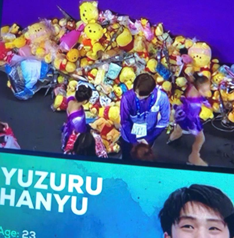 媒评羽生结弦:冬奥票房的救世主 日本体育的摇钱树