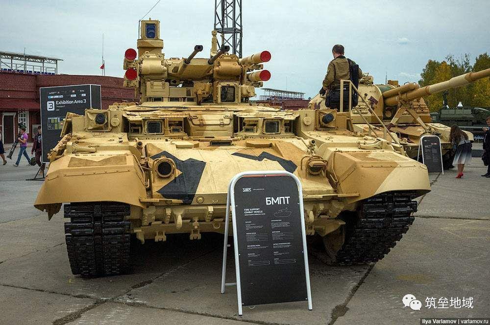 因为在车臣被打得太惨而诞生!俄国首款重型步战车BTR