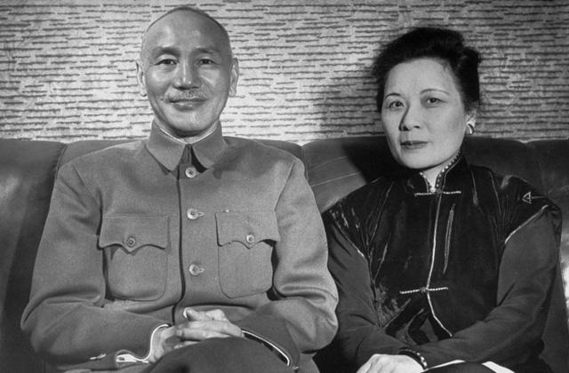 蒋介石日记披露其苦追宋美龄过程:不惜一切代价