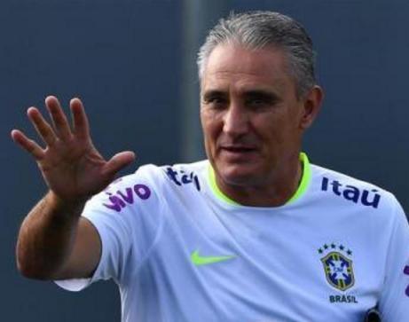 巴西主帅透露世界杯阵容 国安大将力压世界级中场