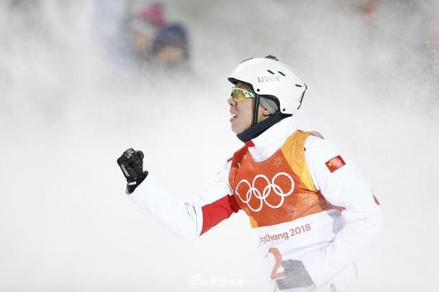 贾宗洋痛失金牌!滑雪名宿公开为他鸣冤:你在我心里就是冠军!