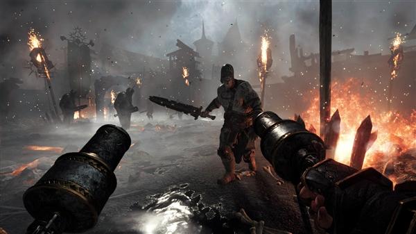 《战锤:末世鼠疫2》配置公布:GTX460起!