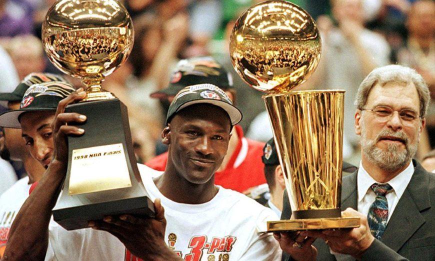 35岁场均依旧豪取28分,夺冠后一语震撼全联盟,篮球之神名不虚传