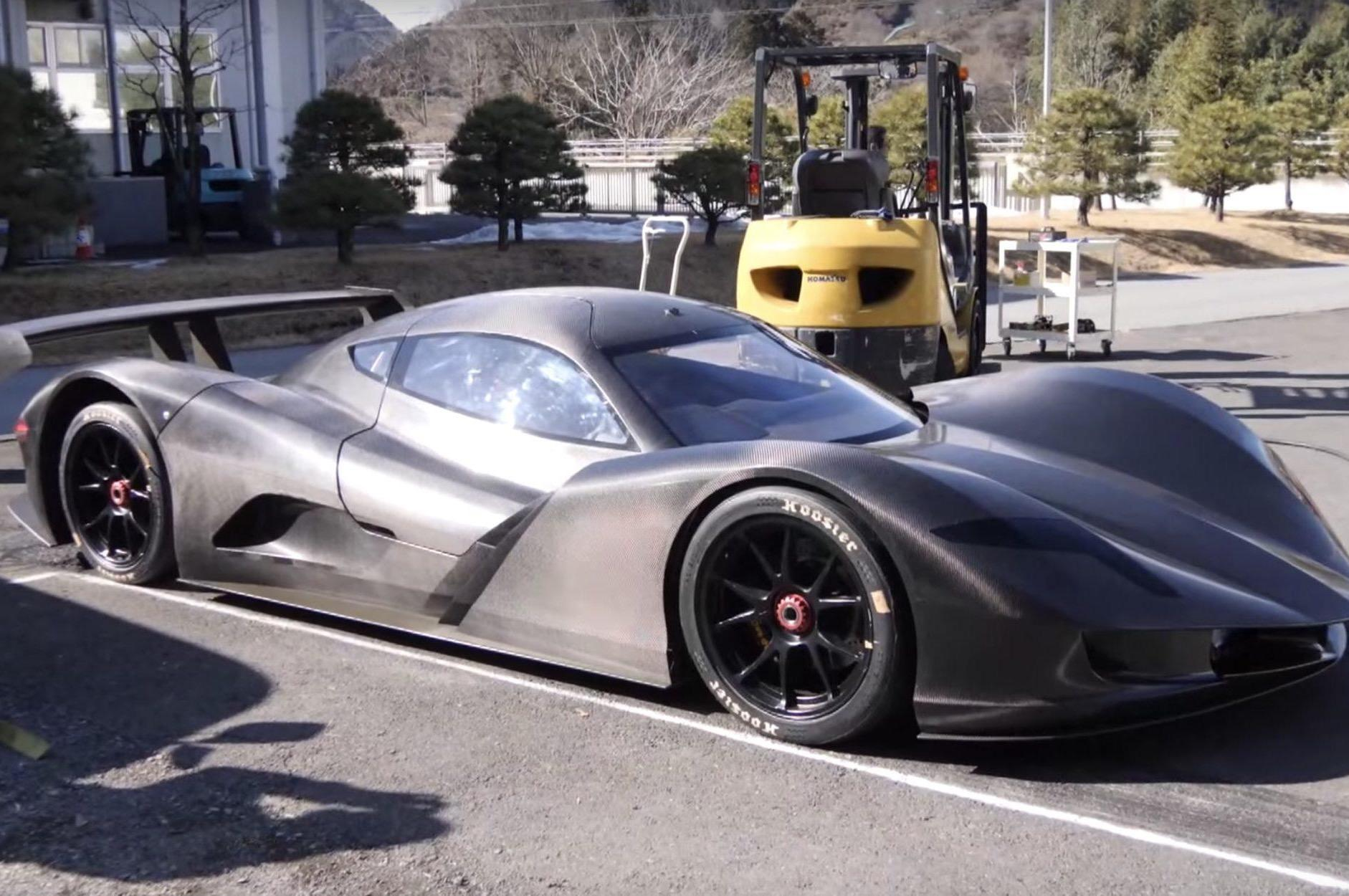 特斯拉新Roadster被KO!这辆日本车60英里加速只要1.6秒
