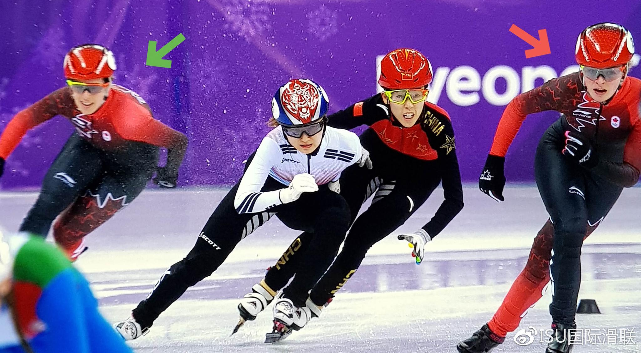 国际滑联3天内第二次力挺韩国!网友责问却未获回应