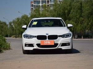 宝马3系新款购车暂无优惠 店内少量现车