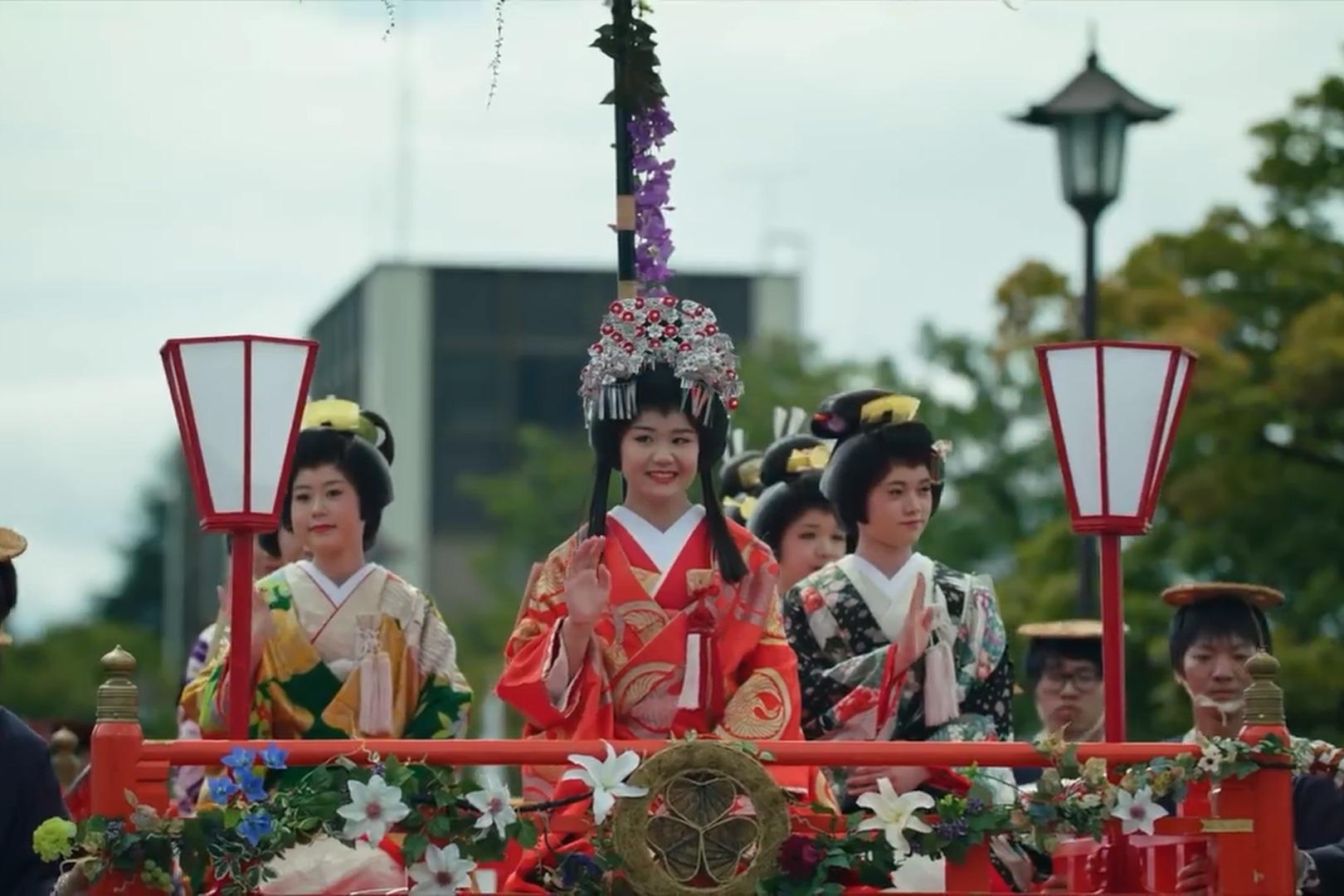 日本旅游宣传片发现钻石之路,享受终极之旅