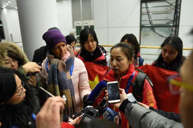 冬奥中国遭打压 主帅申诉无果 网友:裁判被收买了?