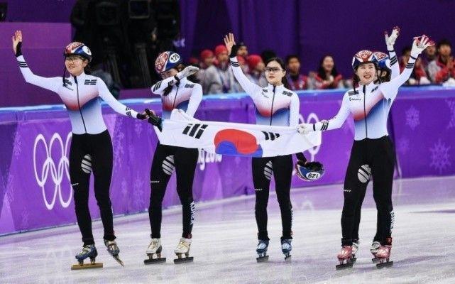 平昌冬奥会遭世人唾弃!韩国无耻判罚,堪比2002年世界杯丑闻
