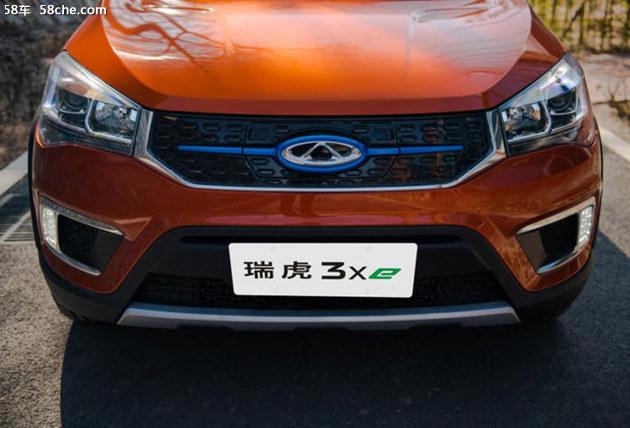 奇瑞新款瑞虎3/瑞虎3xe将于三月份上市