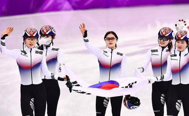 东道主优势!韩国短道女队一年前颗粒无收 平昌成赢家