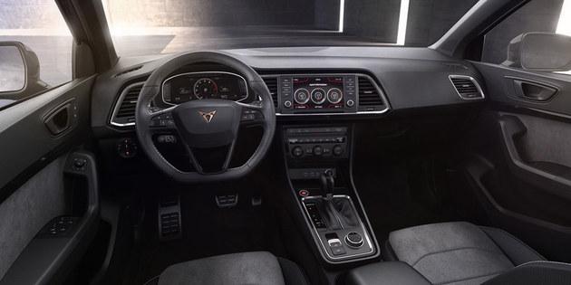 西雅特Cupra新车官图 于日内瓦车展亮相