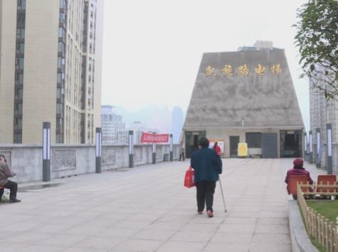 重庆最古老电梯凯旋路电梯完成升级改造