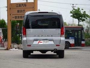 国产舒适型 超实用又好开的MPV  江淮M5
