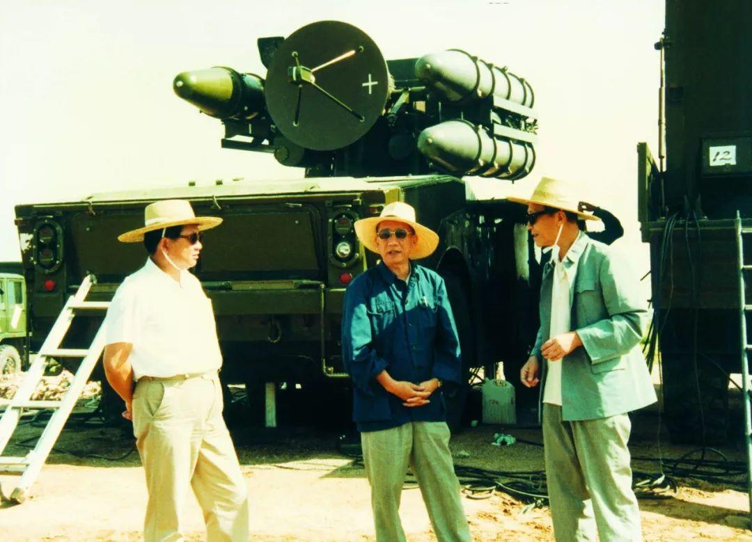 防空导弹总师钟山院士的导弹人生